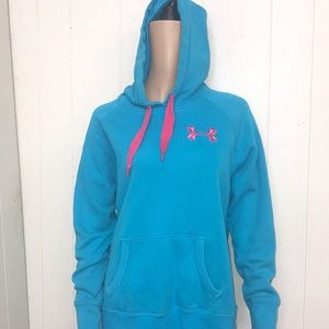 Women's under armor hoodie size small